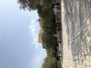Walkway to Acropolis