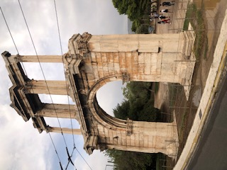 Gateway to Zeus's Temple