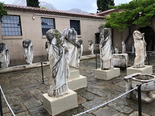 Corinth Headless Statues