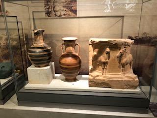Corinth Museum Pottery
