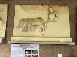 Corinth Museum Story
