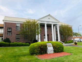 Pamlico County Courthouse Bayboro NC