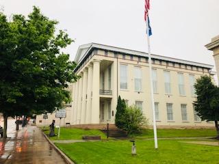 Historic Rowan Co. Courthouse  Salisbury NC