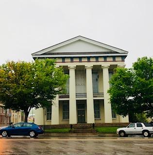 Historic Rowan County Courthouse Salisbury NC