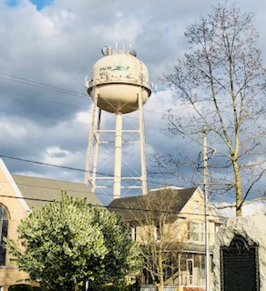 Water Tower Downtown Snow Hill MD
