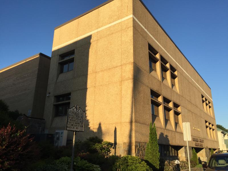Watauga County Courthouse  Boone NC