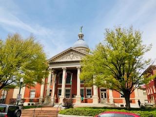 Augusta County Courthouse Staunton VA