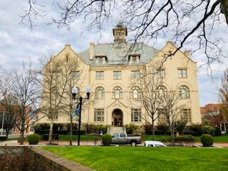 City Hall Winchester VA