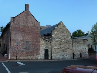 Historic Fauquier County Jail  Warrenton VA