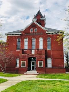 Historic Accomack County Courthouse  Accomac VA