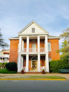 Historic 1904 Dare County Courthouse  Manteo NC