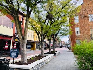 Downtown Winchester VA