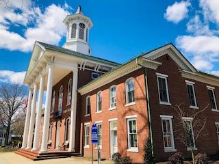 Warren County CH  Belvidere NJ