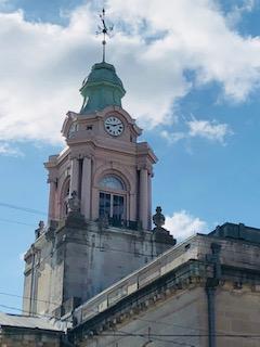 Cupola Cumberland County Courthouse  Bridgeton NJ