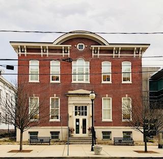 Hunterdon County Hall of Records  Flemington NJ
