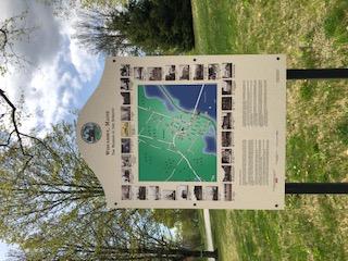 Historic Sign Wiscasset Maine