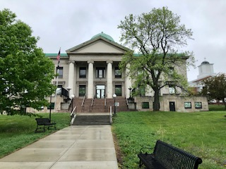 Sullivan County Courthouse  Monticello NY