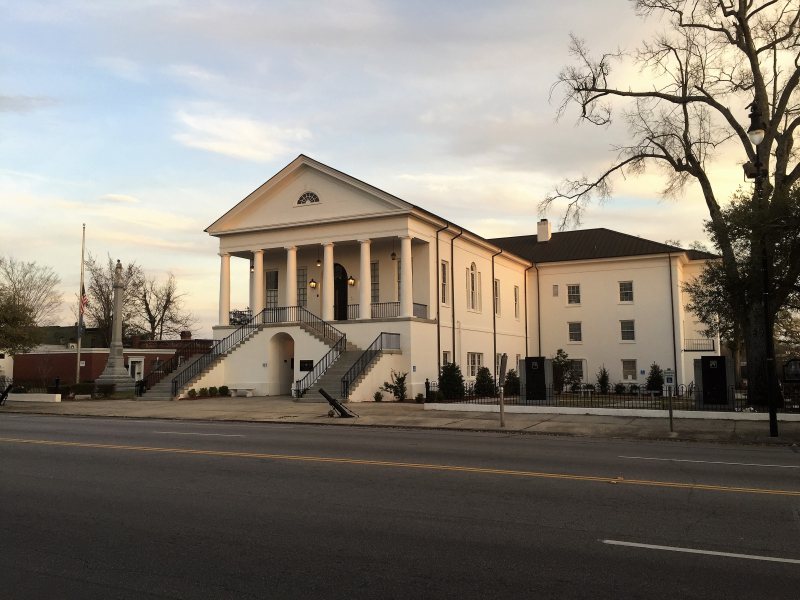Williamsburg Co. Courthouse  in Kingstree  SC