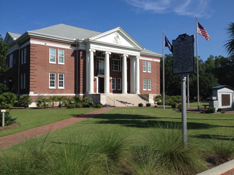 Jasper County Courthouse  Ridgeland SC