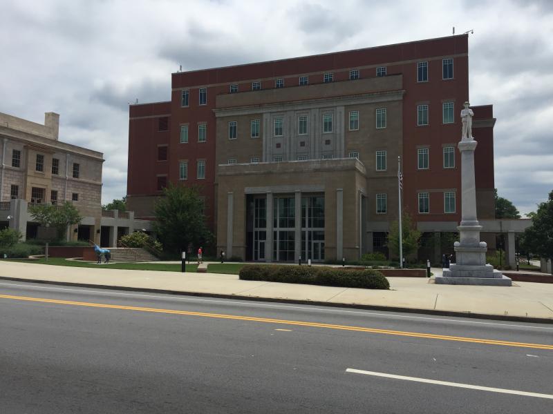 Carroll County Courthouse  Carrollton GA