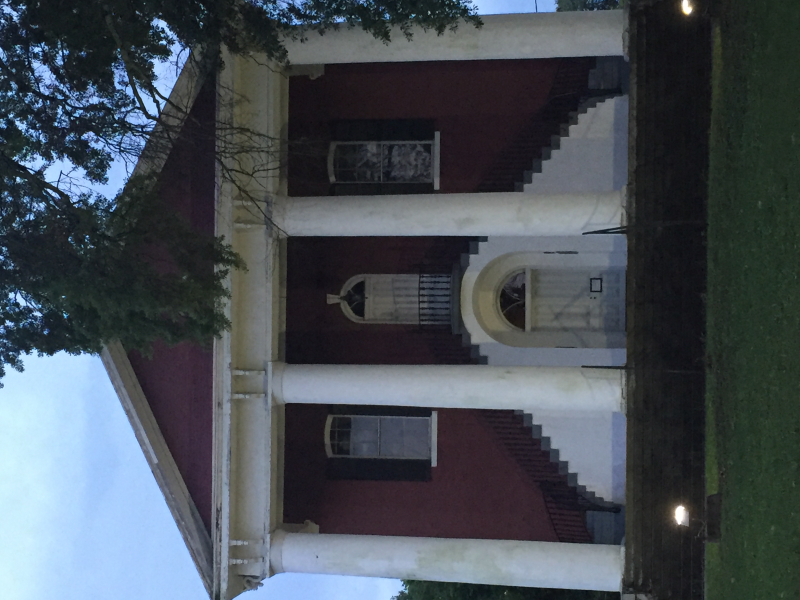 Old Campbell County Courthouse  Fairburn  GA