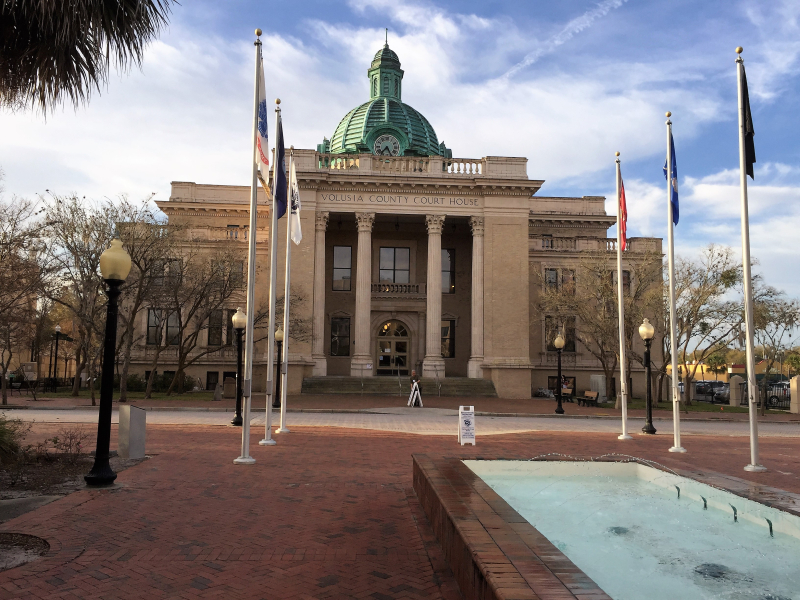 Old Volusia Co. Courthouse  DeLand FL