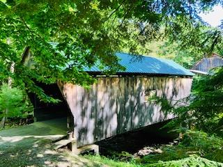 Creamery Covered Bridge Ashfield MA