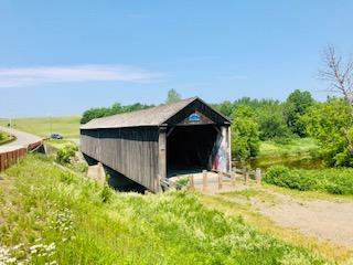 Watson Settlement Covered Bridge Littleton ME