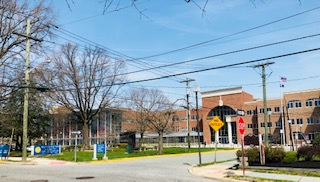 Gloucester County Judicial Center  Woodbury NJ