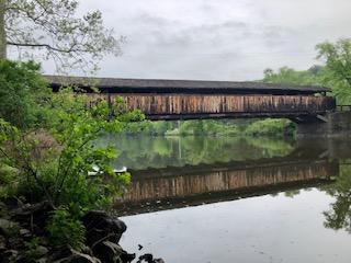 Perrine's Covered Bridge Esopus NY