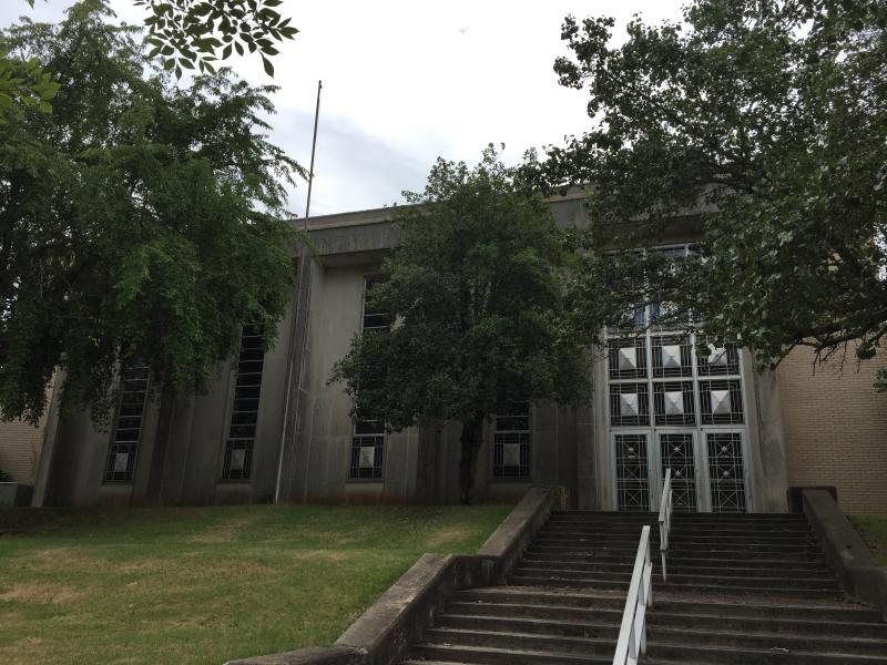 Old Ocoee Co. Courthouse  Walhalla  SC