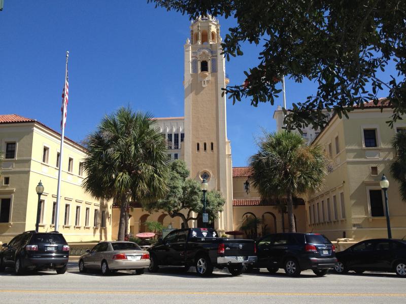 Sarasota County Courthouse  Sarasota  FL
