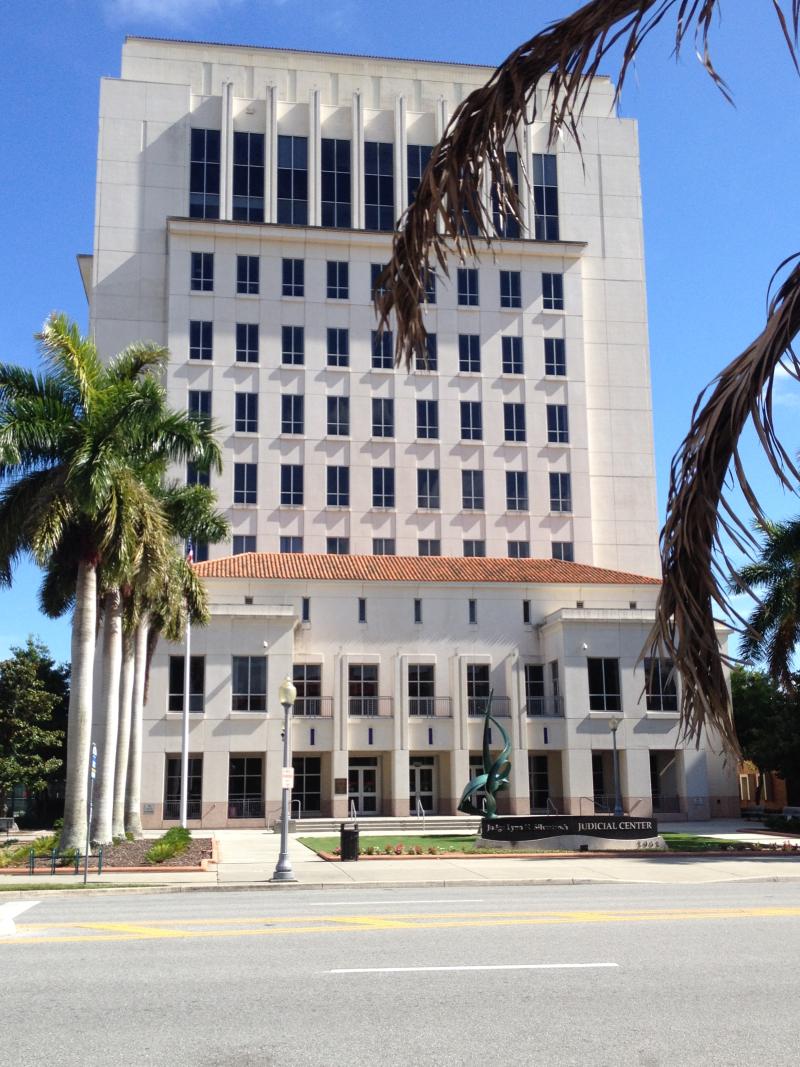 Sarasota County Justice Center