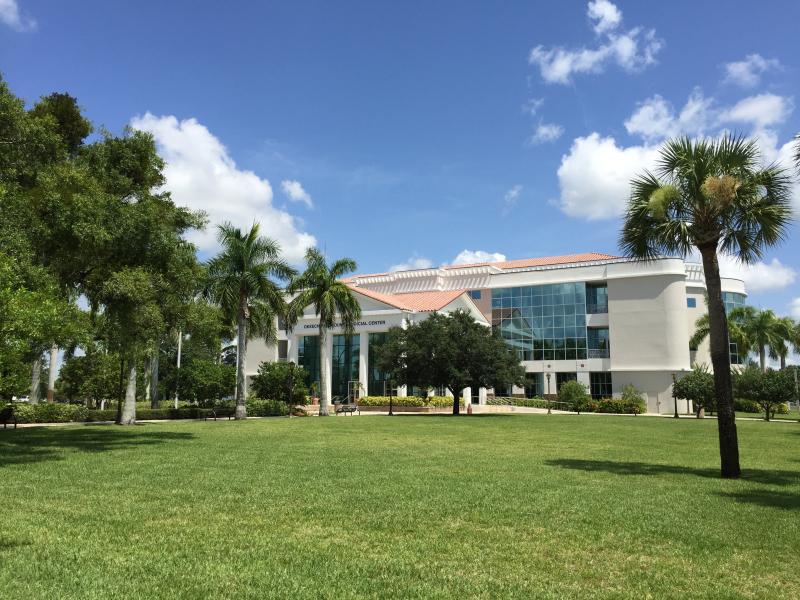 Okeechobee County Courthouse  Okeechobee FL