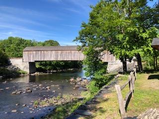 Lowe's Covered Bridge Sangerville ME