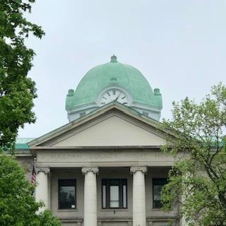 Cupola Sullivan Co. Courthouse Monticello NY