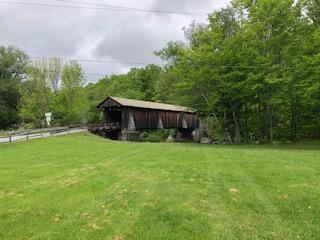 Livingston Manor Covered Bridge  Livingston Manor NY