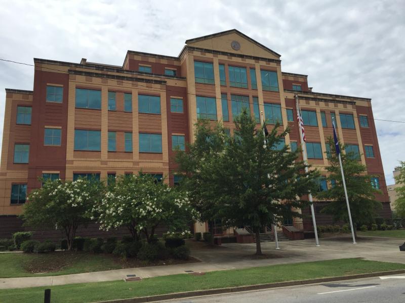 Ocoee Co. Courthouse  SC