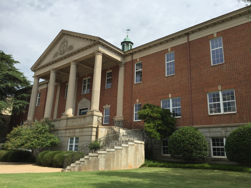 Greenville Co. (SC) Courthouse