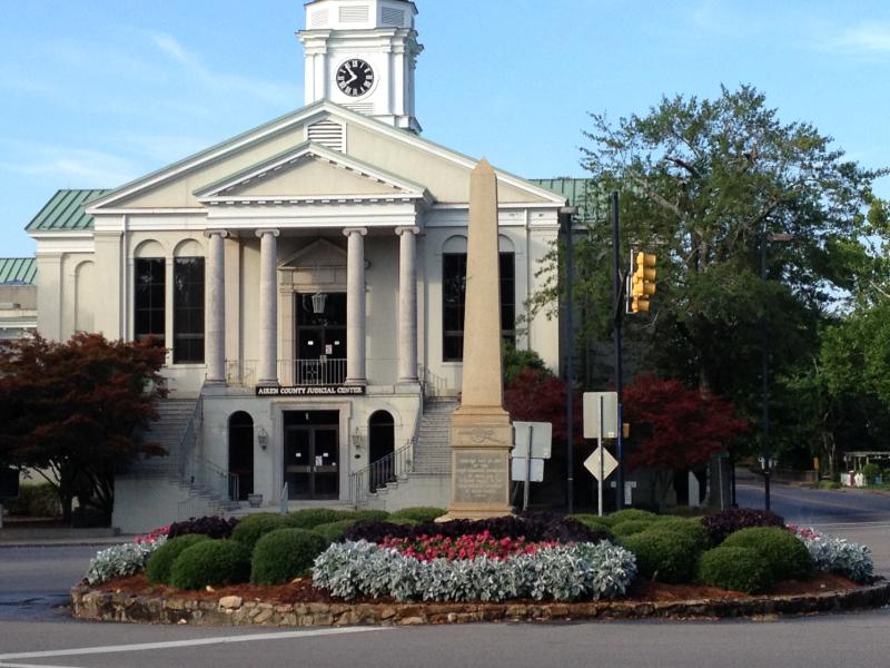Aiken County Courthouse  Aiken  SC