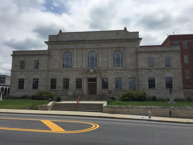 Historic 1928 Carroll County Courthouse  Carrollton  GA