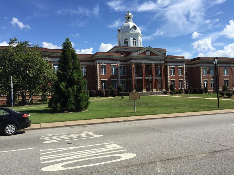 Putnam County Courthouse  Eatonton GA (2)