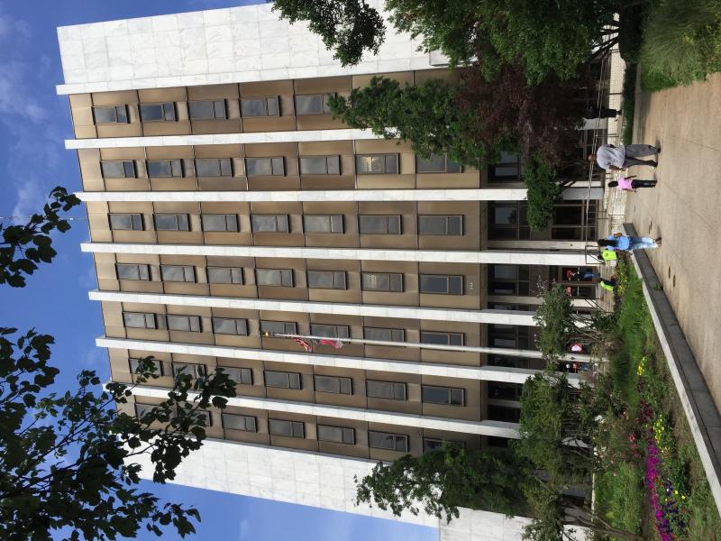 DeKalb County Courthouse  Decatur GA
