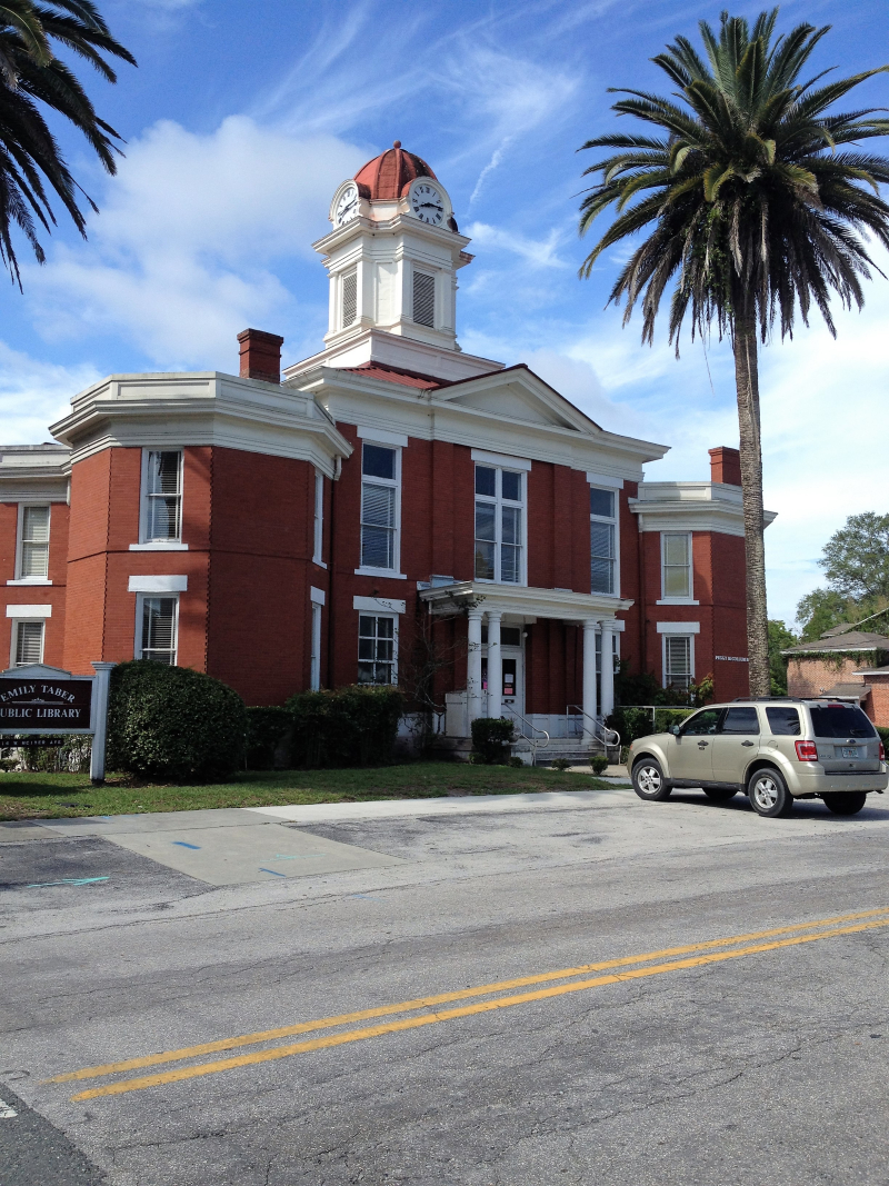 Old Baker County Courthouse  Mcclenny  FL
