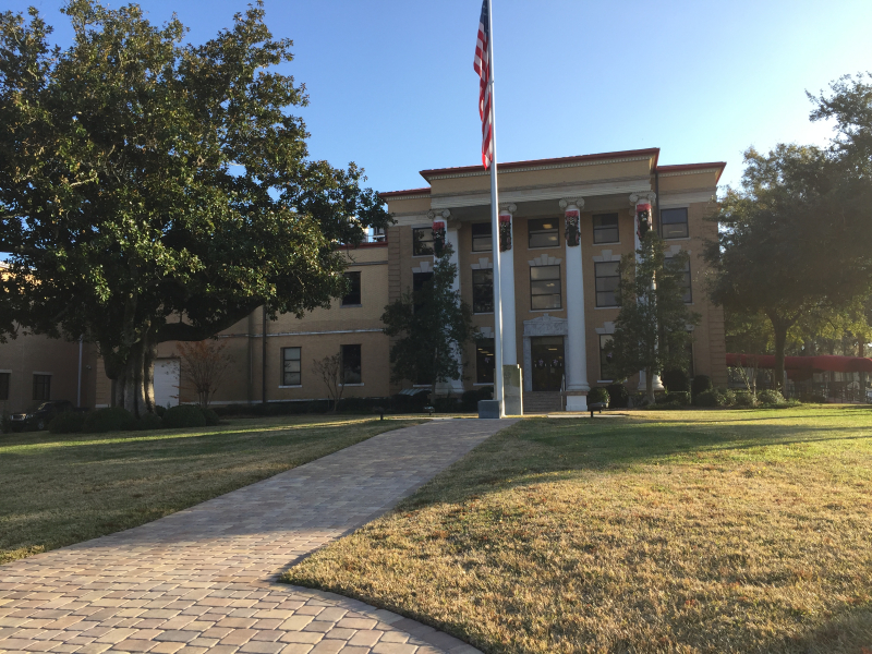 Bay Co. FL Courthouse