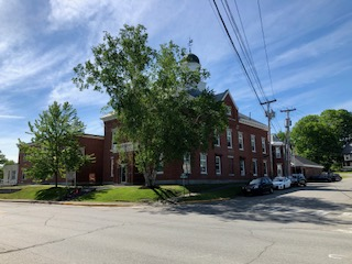 Piscataquis Co. Courthouse  Dover-Foxcroft ME
